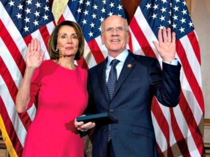 Pelosi Takes the Oath
