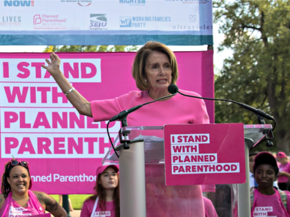 Pelosi for Planned Parenthood