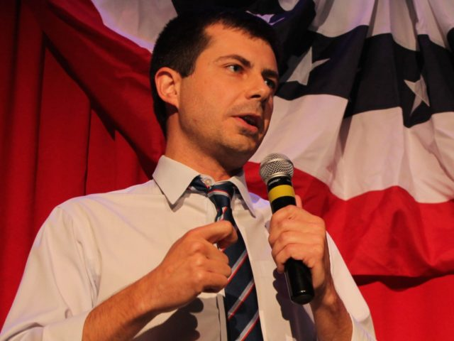 Pete Buttigieg (Derek Henkle / Getty)