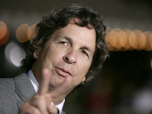 "Peter Farrelly arrives at the premiere of ""The Heartbreak Kid"" in Los Angeles on Thursday, Sept. 27, 2007. (AP Photo/Matt Sayles)"