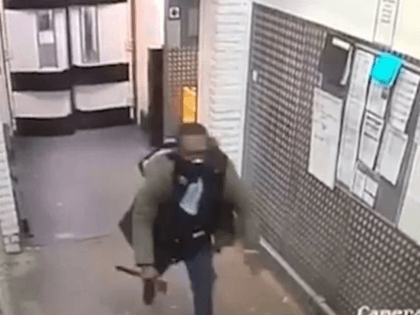 Khan's London: Manhunt After 'Axeman' Chases Shoppers Through Supermarket