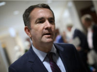 Virginia Democrat Governor Ralph Northam.