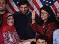 Rashida Tlaib quran koran (Saul Loeb / Getty)