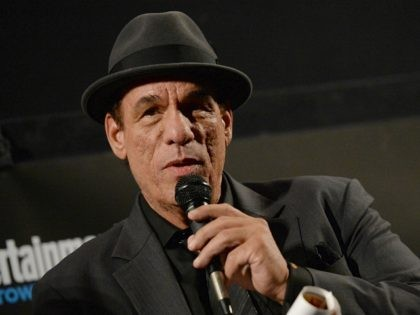 HOLLYWOOD, CA - MAY 05: Actor Robert Davi attends the screening for 'Goonies' during the Entertainment Weekly CapeTown Film Festival Presented By The American Cinematheque & Sponsored By TNT's 'Falling Skies' at the Egyptian Theatre on May 5, 2013 in Hollywood, California. (Photo by Michael Buckner/Getty Images for Entertainment Weekly)
