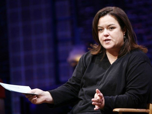 NEW YORK - APRIL 30: Rosie O'Donnell speaks at the Spring Awakening and Degrassi panel discussion with Rosie O'Donnell at the Eugene O'Neill Theater on April 30, 2007 in New York City. (Photo by Amy Sussman/Getty Images for Nickelodeon)