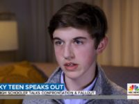 Covington's Sandmann on Why He Didn't Walk Away: 'I Didn't Want to Be Disrespectful to Mr. Phillips'