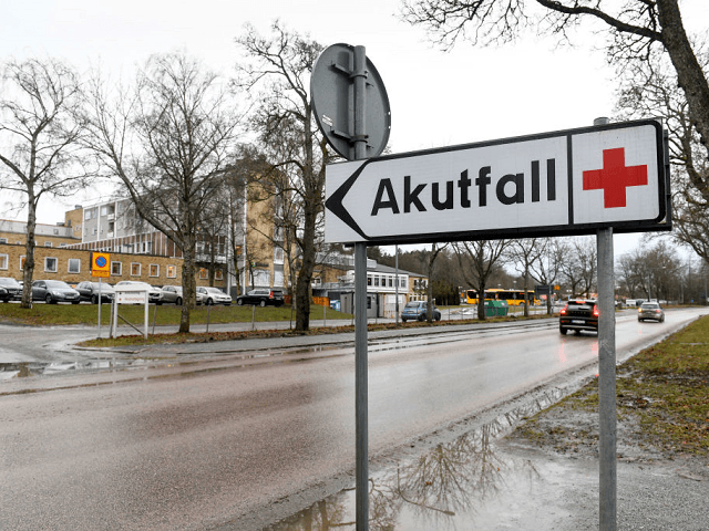 Suspected Ebola patient admitted to hospital in Sweden