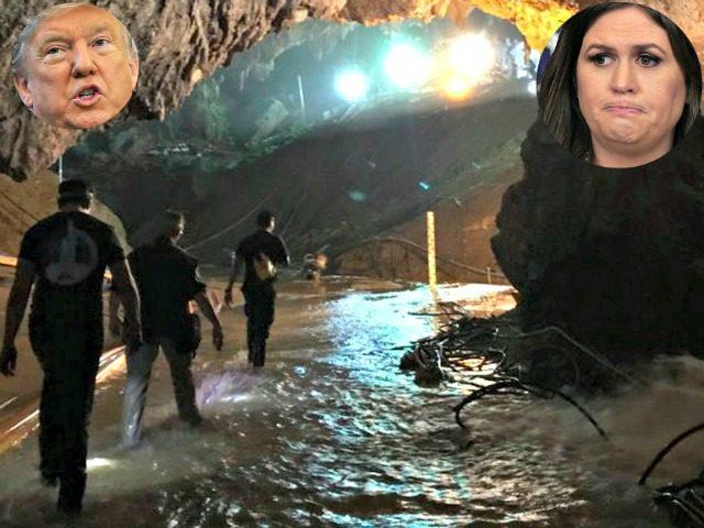 Trump Didn't Cave AP