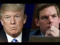 Eric Swalwell: All Evidence I've Seen Shows Trump Is a Russian Agent