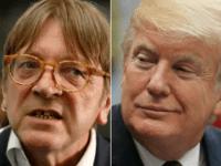 Trump Verhofstadt