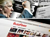 Trump Allies Celebrate Disintegration of BuzzFeed's Fake News Hit