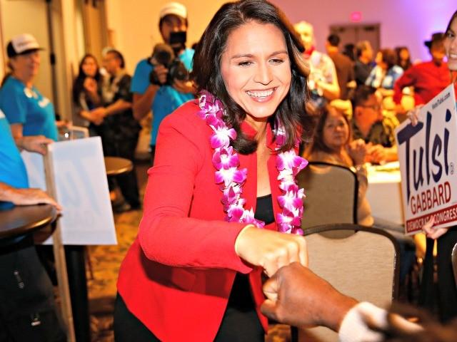 Tulsi Gabbard Announces She's Running for President