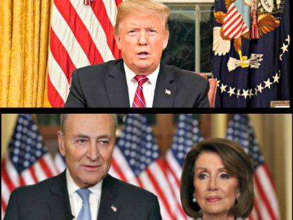 Two Sides of the Shutdown