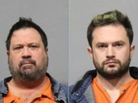 University of Michigan professor David Daniels and his husband Scott Walters, charged with raping a man in Texas.