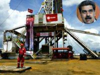 Venezuela Oil Company, Maduro