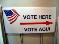 Vote Here/Vote Aqui