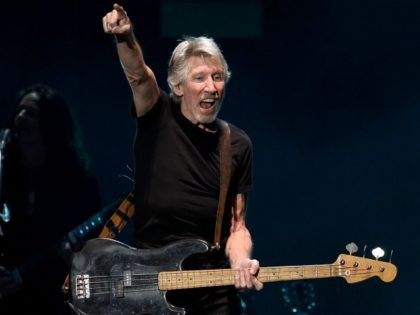 INDIO, CA - OCTOBER 09: Roger Waters performs onstage during Desert Trip at the Empire Polo Field on October 9, 2016 in Indio, California. (Photo by Kevin Winter/Getty Images)