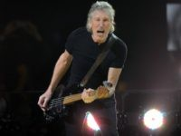 British musician Roger Waters performs during '12-12-12 The Concert For Sandy Relief' December 12, 2012 at Madison Square Garden in New York. AFP PHOTO/DON EMMERT (Photo credit should read DON EMMERT/AFP/Getty Images)