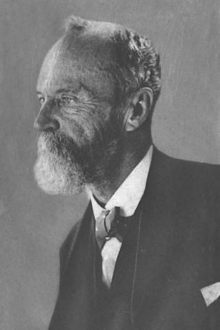 Philosopher William James. (AP Photo)