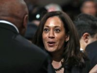 Willie Brown and Kamala Harris (Scott Strazzante / Associated Press)