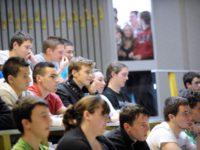 a college class