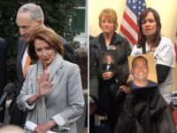 Nancy Pelosi Refuses to Meet with Angel Moms