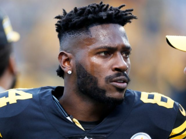 Steelers WR Antonio Brown wants to play with... the 49ers?