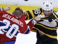 WATCH: Bruins Kevan Miller and Canadiens Nicolas Deslauriers Throw Down in Wild Brawl