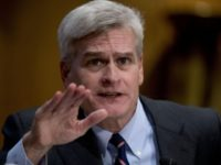 GOP Sen. Cassidy: Almost as if Biden 'Decided to Help the Chinese' with His Domestic Agenda