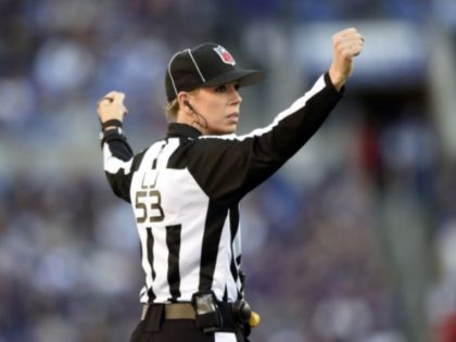 Sarah Thomas to Become First Female Official at Super Bowl