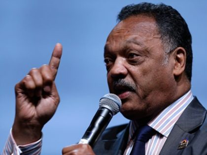 Jesse Jackson Calls Trump's Fast Food Meal for Clemson Tigers 'Disgraceful'