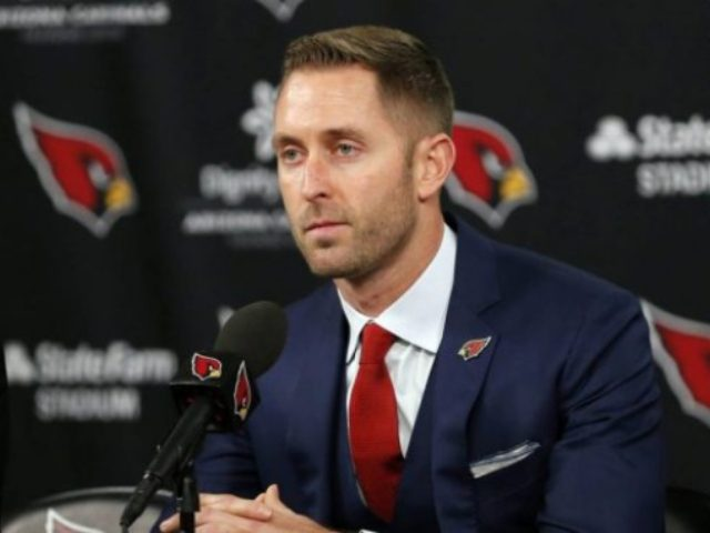 Cardinals call Sean McVay a 'genius' in Kliff Kingsbury hiring announcement