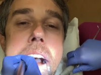 Nolte: Axios Gaslights with False Claim Beto O'Rourke Didn't Live-Stream Teeth Cleaning