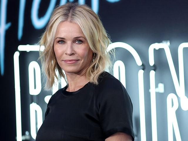 Chelsea Handler Says President Trump Is 'Perfect Example of White Privilege'