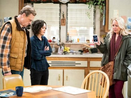 'Roseanne' Spinoff 'The Conners' Dramatizes Illegal Immigrant Deportation: They're 'Just Trying to Have a Better Life'