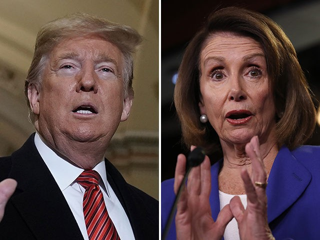 donald-trump-nancy-pelosi-getty
