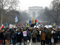 Thousands of Pro-Lifers March Against France's 200,000 Annual Abortions