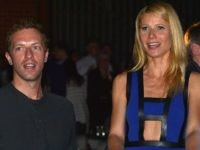 CULVER CITY, CA - JANUARY 28: Singer/Songwriter Chris Martin (L) and actress Gwyneth Paltrow attend Hollywood Stands Up To Cancer Event with contributors American Cancer Society and Bristol Myers Squibb hosted by Jim Toth and Reese Witherspoon and the Entertainment Industry Foundation on Tuesday, January 28, 2014 in Culver City, …