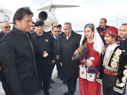ANKARA: Prime Minister Imran Khan arrived in Turkey on two-day official visit on the invitation of Turkish President Recep Tayyip Erdogan.