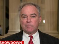 Dem Sen. Kaine on Shutdown: Washington 'Looks Like a Breadline Out of the Depression'