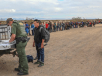 Largest Migrant Group to Enter AZ Burrowed Under Border Fence