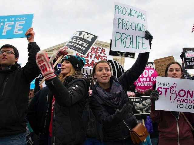 March for Life Celebrates Science Revealing 'Humanity of Child in Earliest Stages in Womb'