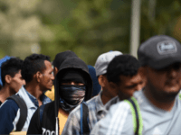 Salvadoran Gang Enforcer Caught in New Migrant Caravan