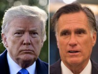 Mitt Romney to Trump: Stop 'Vile, Baseless' Accusations Against Scarbo