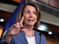 Pelosi: Trump Is Holding the American People Hostage to a 'Campaign Applause Line'