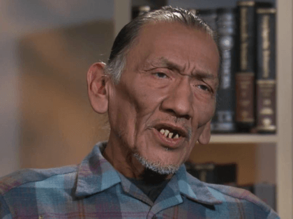 "Nathan Phillips, a Native American elder with the Omaha tribe, shares how he felt after he was mocked by a crowd of teenagers wearing ""Make America Great Again"" hats during the Indigenous Peoples March in Washington.Source: CNN"