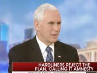Pence: Trump's Immigration Proposal 'Is Not Amnesty'