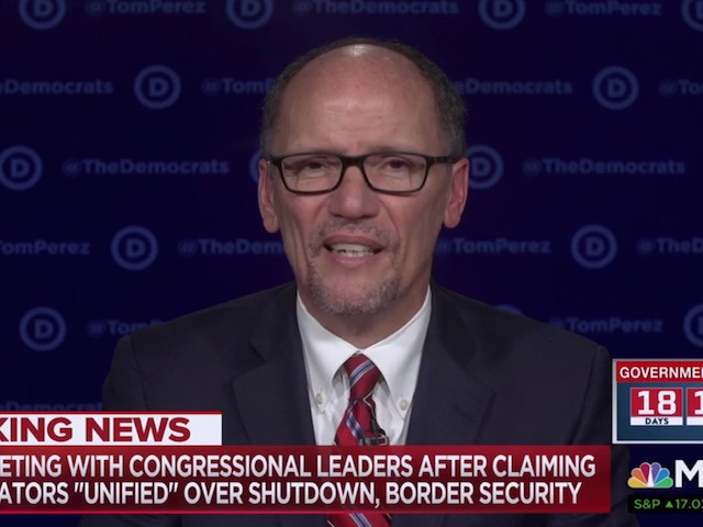 DNC Chair Tom Perez: Trump's Immigration Speech Cheapened the Oval Office