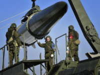 Report: Russia Moves Nuclear-Capable Missile Launchers to Ukraine Border