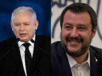 Italy's Salvini to Meet Polish Conservative Leader to Discuss Potential Alliance